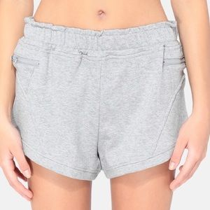 Stella McCartney Gray Athletic Shorts